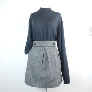 Banana Republic Skirt Wool Blend